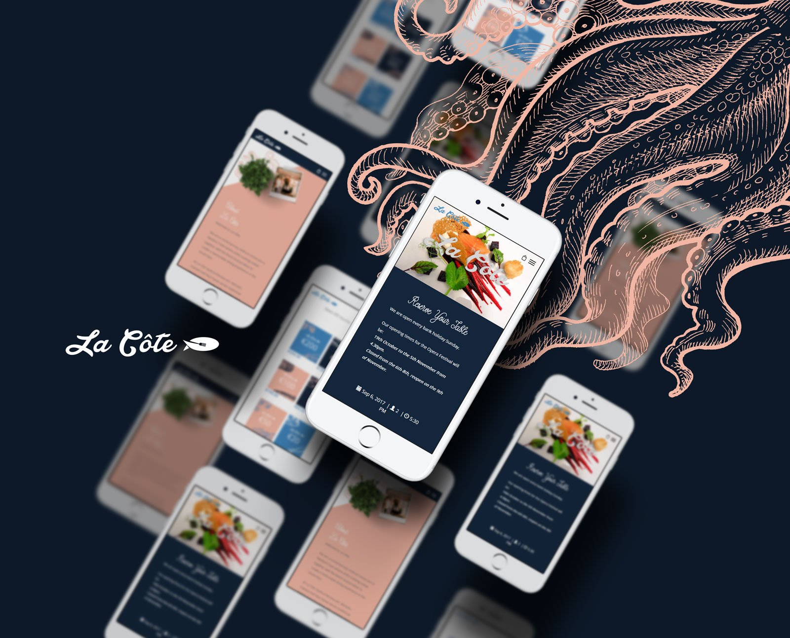 Website design wexford pixelpod la cote