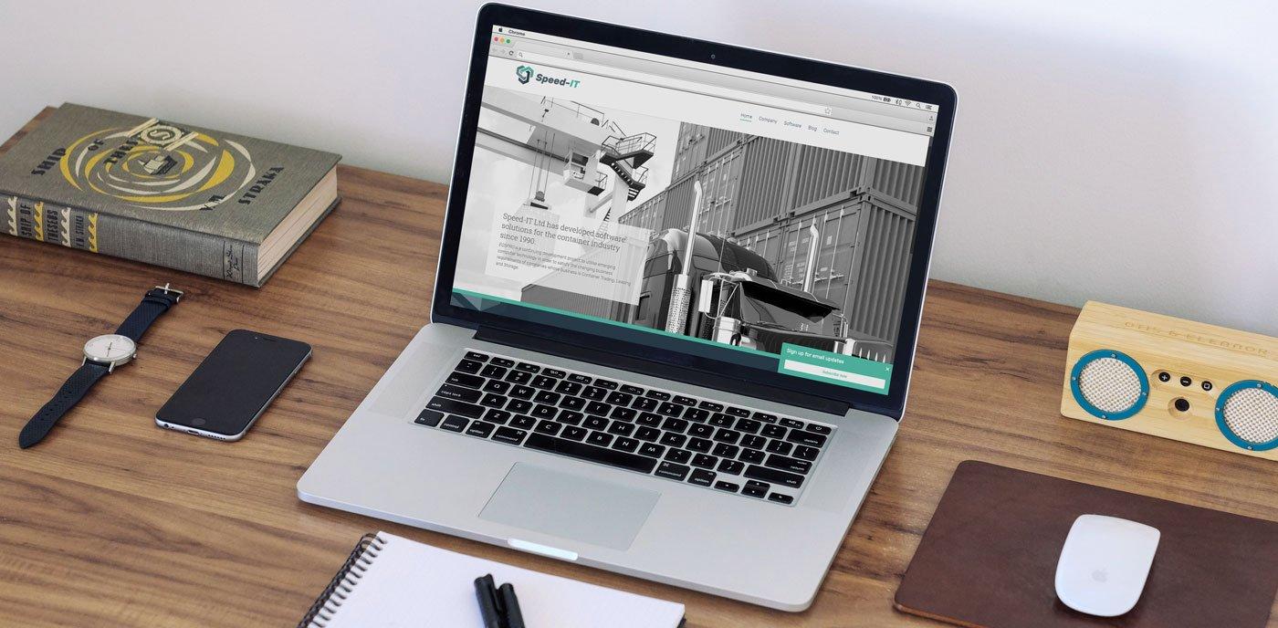 Speed IT Website Design and Branding Ireland