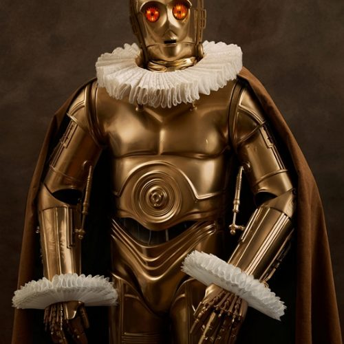 c3po Superheroes and Star Wars in the 16th-century