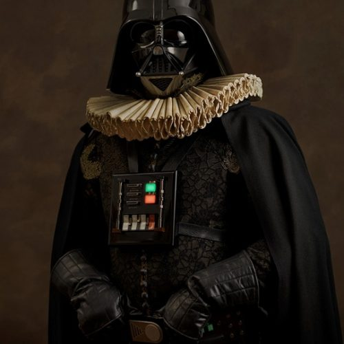 darth Superheroes and Star Wars in the 16th-century