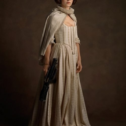 leia Superheroes and Star Wars in the 16th-century