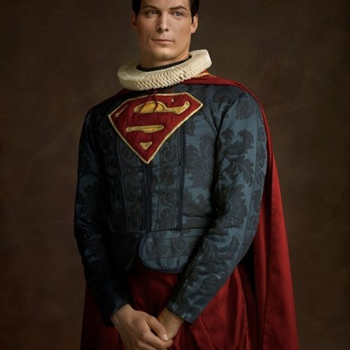 superman Superheroes and Star Wars in the 16th-century