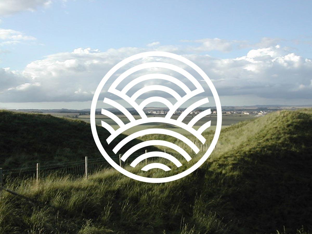 poundbury logo design wexford