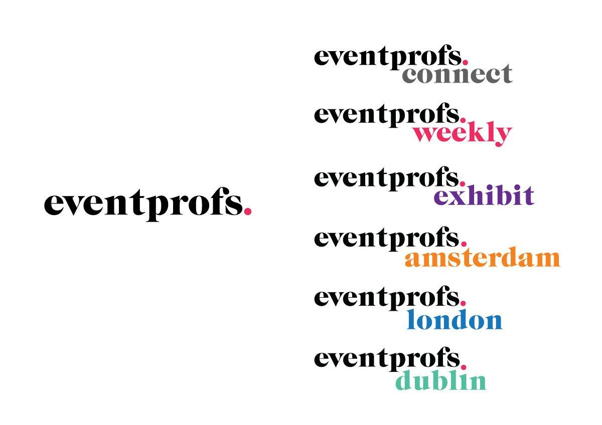 eventprofs logo design varients