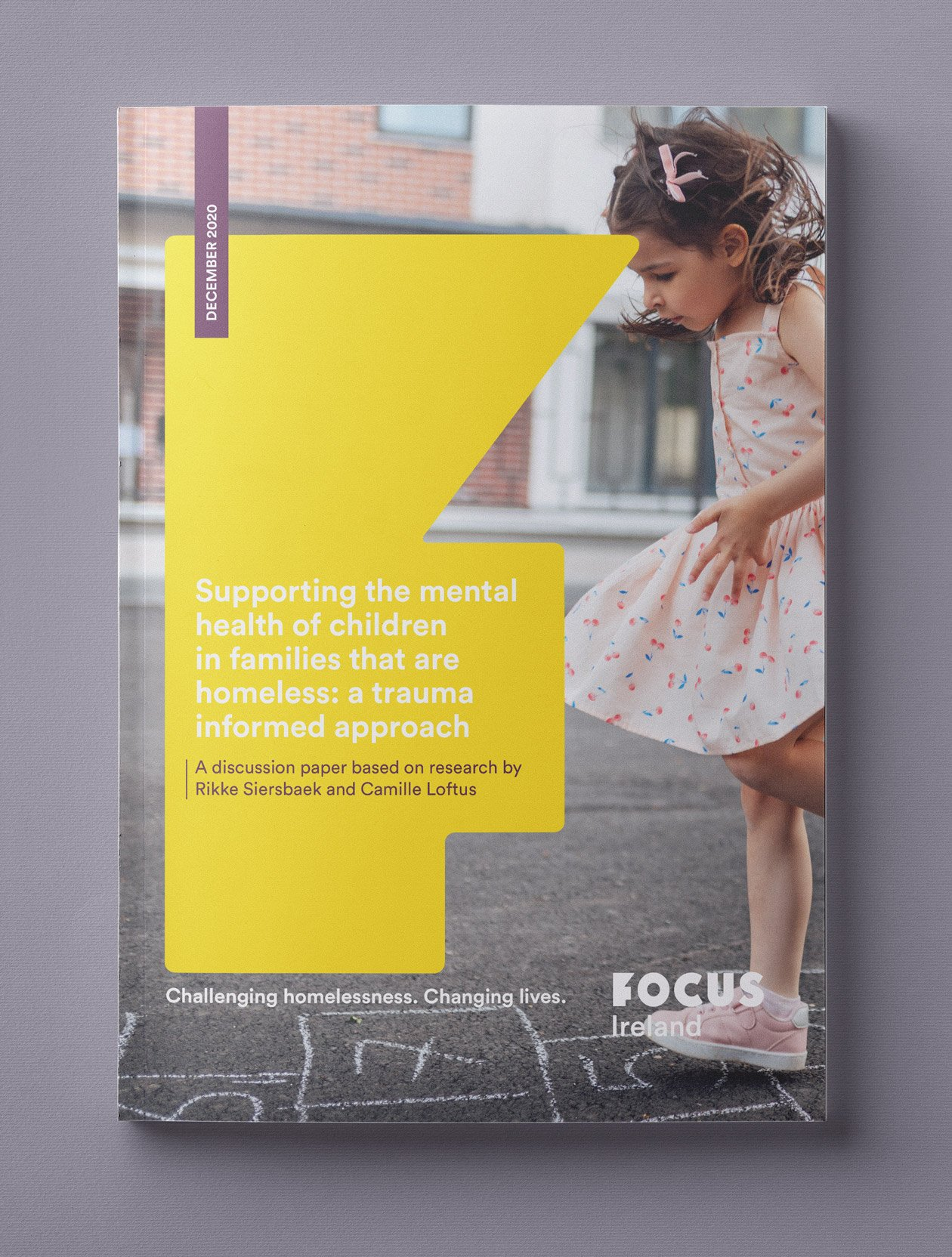 cover focus ireland therapeutics report design by pixelpod