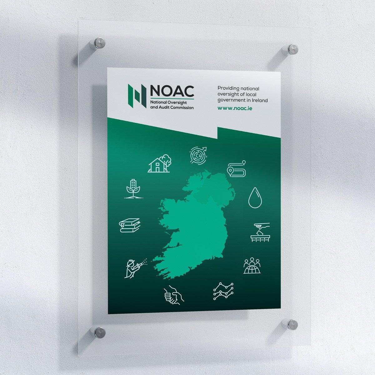 noac poster design